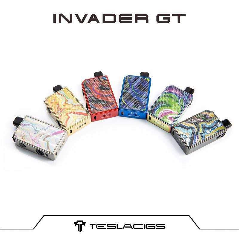 INVADER GT POD MOD KIT