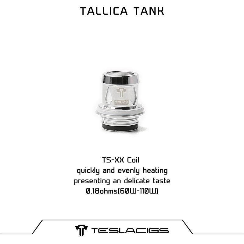 TESLACIGS TS SERIES COILS