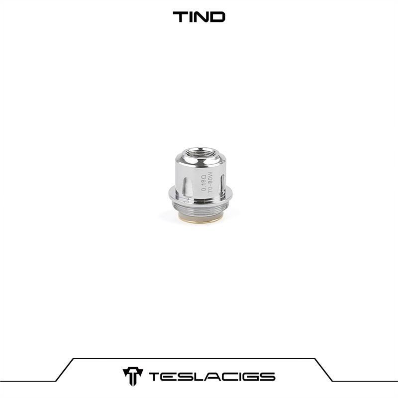TESLACIGS TIND TANK COIL