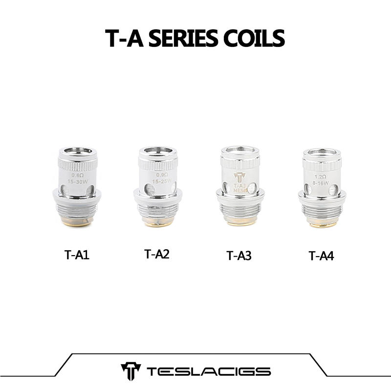 TESLACIGS T-A SERIES COILS