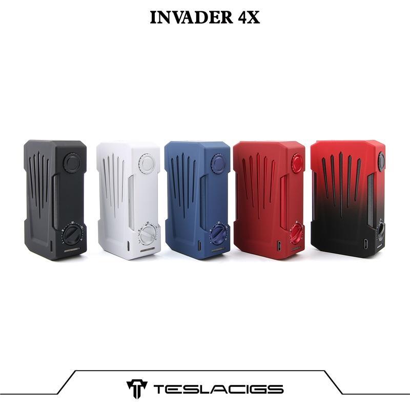 Invader 4X 280W Mod - CE Certification