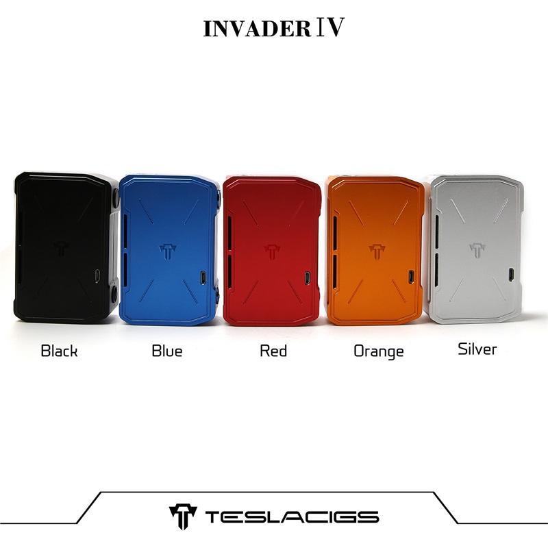 Invader IV 280W Mod - CE Certification
