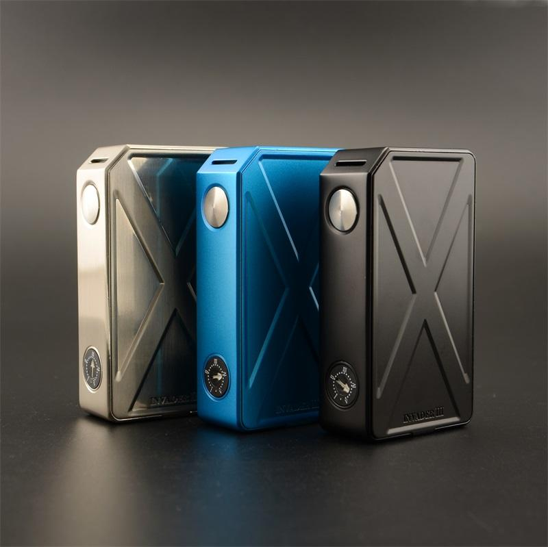 Invader III 240W Mod - CE Certification