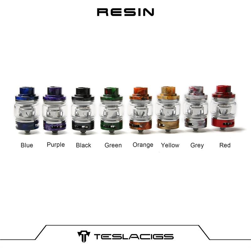 Resin Tank - CE Certification